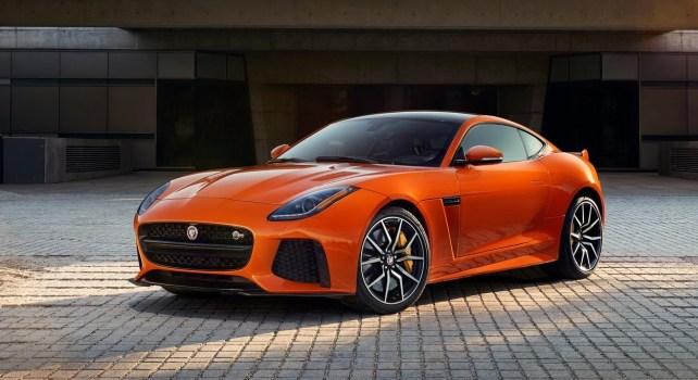Jaguar F-TYPE SVR : Le modèle le plus puissant de la marque
