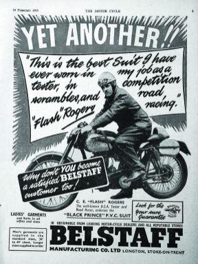 Belstaff 1950