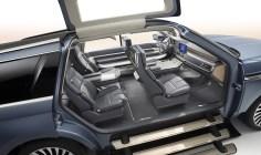 Lincoln Navigator SUV intérieur