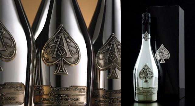 Armand de Brignac Blanc de Blancs : Une cuvée de prestige aussi complexe que précieuse