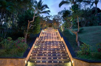 Hanging Gardens of Bali - Jardin