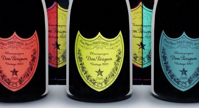 Dom Pérignon Andy Warhol 2002 : Quand le luxe et l'art ne font qu'un