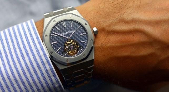 Histoire de la montre Tourbillon