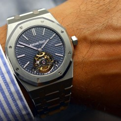 Audemars Piguet Tourbillon Royal Oak Extra-Thin