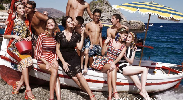 Dolce & Gabbana : Le luxe à l'Italienne