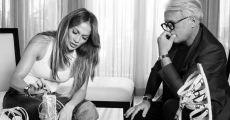 J-Lo et Giuseppe Zanotti