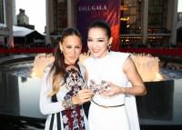 Cindy Chao et Sarah Jessica Parker