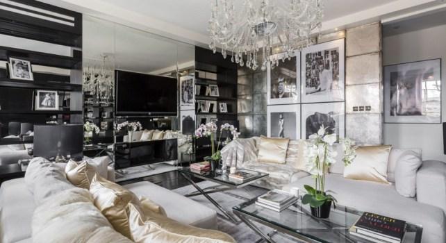 Alexander McQueen : Le designer met en vente son penthouse à Londres
