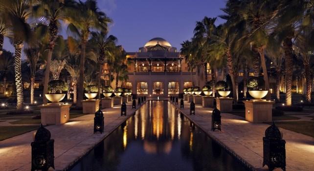 One & Only Royal Mirage Dubaï : Un hôtel d'exception proche du désert