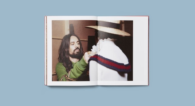 Gucci Blind for Love : Un livre qui illustre le défilé Croisière 2017