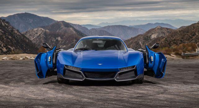 Rezvani Beast Alpha : La supercar du futur