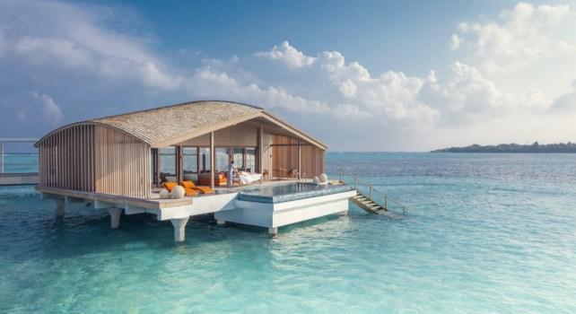 Club Med Finolhu Villas : Des maisons paradisiaques au coeur des Maldives