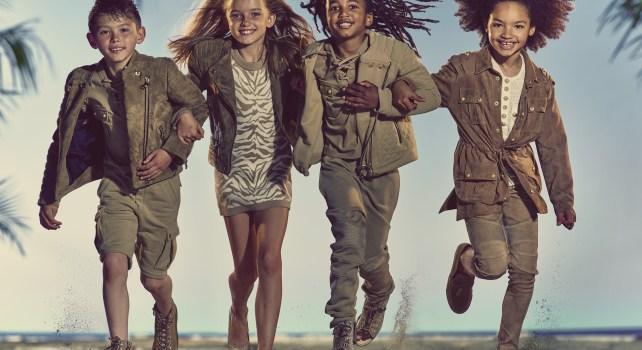 Balmain Kids : La collection enfant 2017 dévoilée