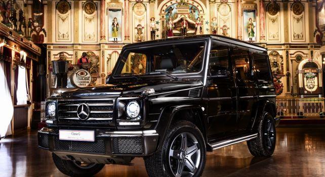 Mercedes-Benz Classe G Paul Bocuse : Une édition exclusive réalisée pour le chef