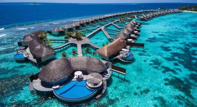 W Maldives : Un hôtel d'exception qui vous emmène au paradis