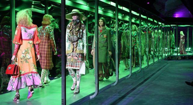 Gucci Milan Fashion Week : Ce que l'on retient du défilé Automne Hiver 2017