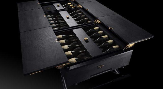 Dom Pérignon x Auctionata : 37ans de champagne vendus aux enchères