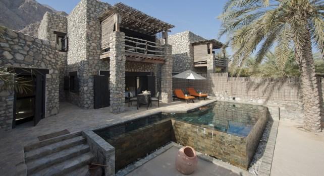 Resort Zighy Bay : Un complexe oriental à deux heures de Dubaï