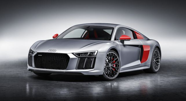 Audi R8 : Une version plus sportive du modèle mythique