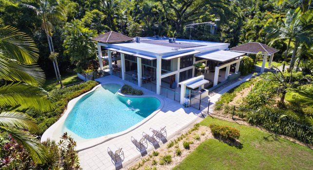 Rainforest Estate : Une somptueuse villa à vendre près de Port Douglas