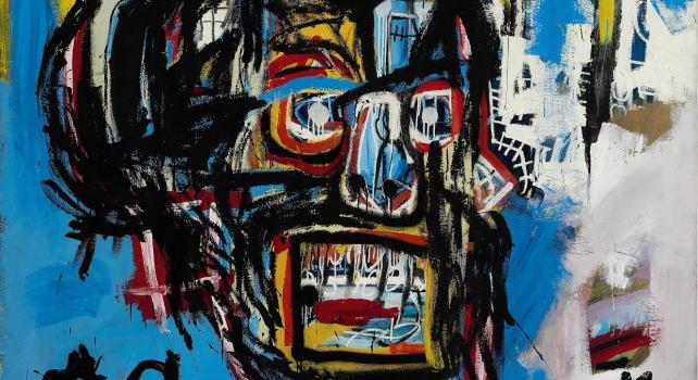 Sotheby's : Un nouveau record pour un Basquiat adjugé à plus de 110 millions de dollars