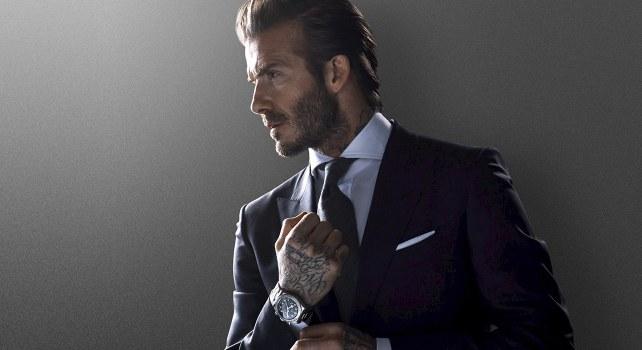 Tudor : La marque a choisi David Beckham comme nouvel ambassadeur