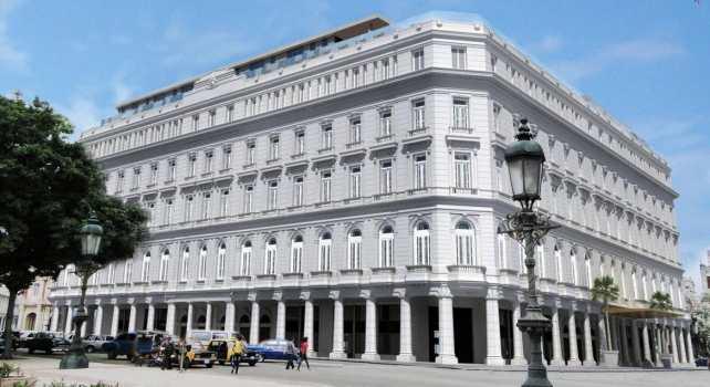 Gran Hotel Manzana : Cuba accueille son premier hôtel d'exception