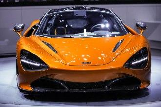 Opening Day Of The 87th Geneva†International Motor Show