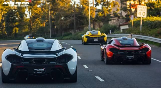 McLaren : Les locations de 570S à 2500$ par mois en Californie connaissent un succès fou