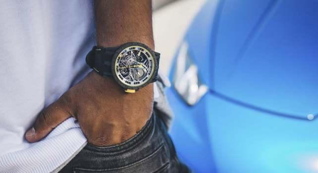 Roger Dubuis Excalibur Aventador S : Partenariat inédit avec Lamborghini