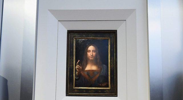 Christie's : Salvator Mundi de Léonard de Vinci devient le tableau le plus cher au monde