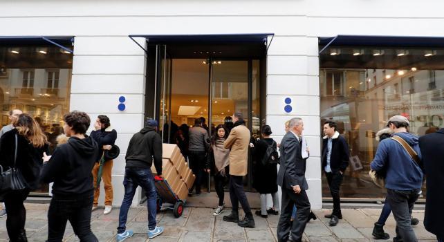 «Nous», le nouveau concept store parisien créé par des anciens de chez Colette