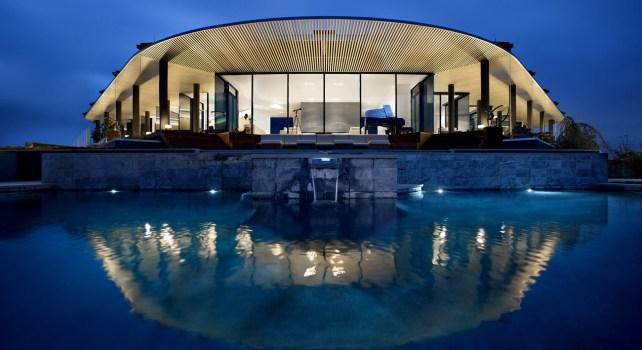 Miro Rivera Hilltop : Une villa d'exception sur les hauteurs d'Austin au Texas