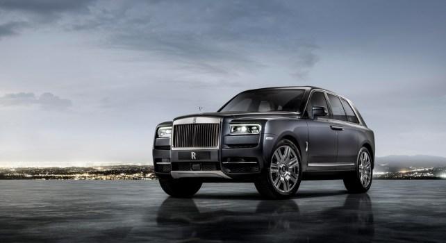 Rolls-Royce Cullinan : La marque britannique se lance dans le monde du SUV