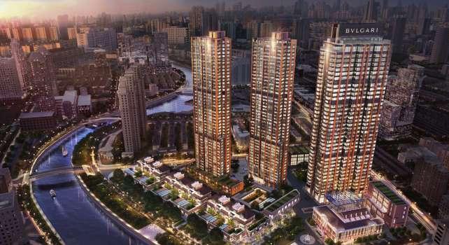 Bulgari : La marque lance un nouvel hôtel de luxe à Shanghai