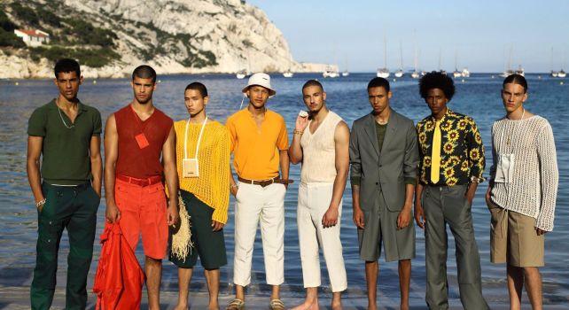 Jacquemus Homme Printemps-Été 2019 : Une première collection en collaboration avec The WoolMark Company