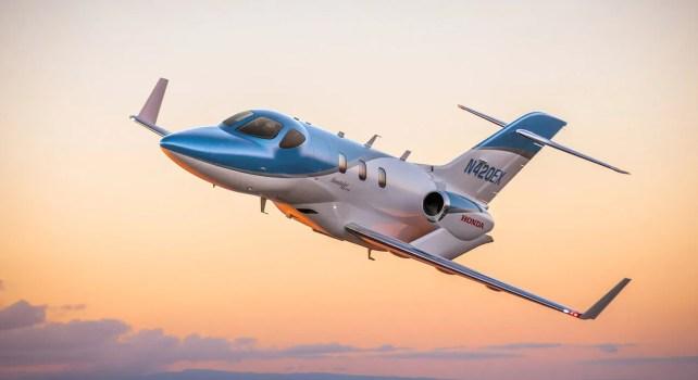 HondaJet Elite : Le transport aérien comme vous ne l'avez jamais vu
