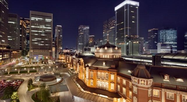 Shangri-La Hotel Tokyo : Le Japon comme vous ne l'avez jamais vu
