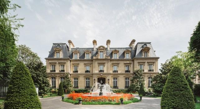 Saint James Paris : Raffinement, luxe et fantaisie au rendez-vous