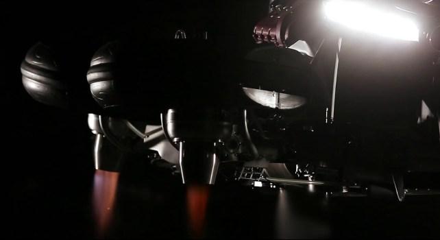 Lazareth LMV 496 : La première moto volante est française