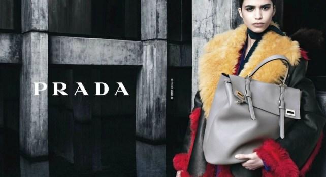 Prada : La maison met fin à la fourrure au sein de ses collections