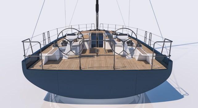 First Yacht 53 : Le voilier haut de gamme prêt à dompter les océans