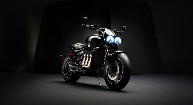Triumph Rocket 3 TFC : Une moto haute performance en édition limitée