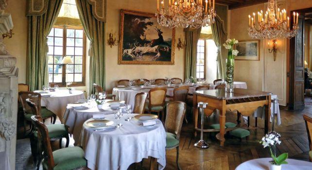 Château de Courcelles : l'Art à la française, les douceurs du chef Lucas Vannier