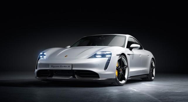 Porsche Taycan : La première supercar 100% électrique du nom