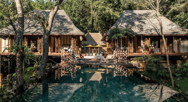Four Seasons Golden Triangle : Le camping de luxe par excellence
