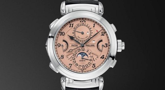 Patek Phillipe Grandmaster Chime 6300A : La montre la plus chère du monde