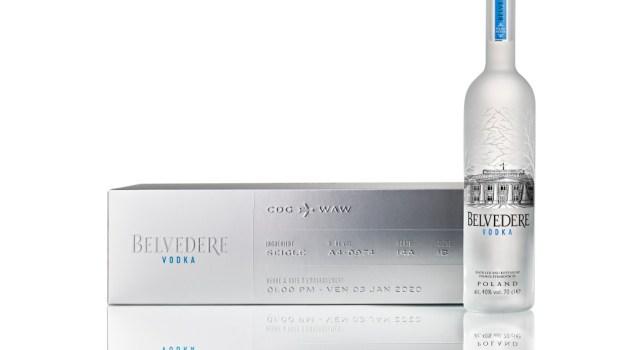 Belvedere : Un coffret de fin d'année avec une expérience haut de gamme unique