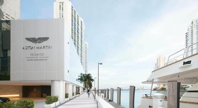 Aston Martin Residences : Découverte d'un sublime Penthouse au cœur de Miami