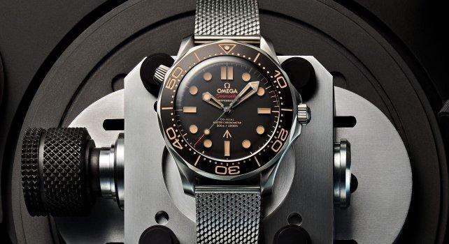 Omega Seamaster Diver 300M Edition 007 : Une montre inspirée par et pour James Bond